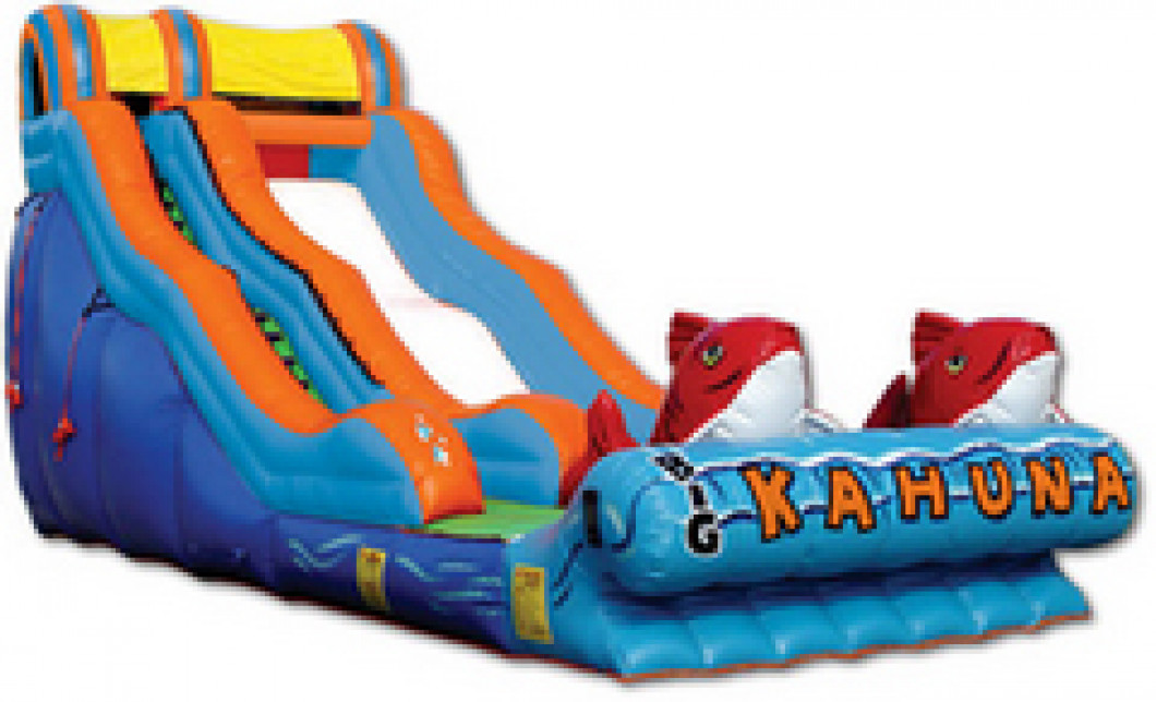 18 ft Big Kahuna Slide